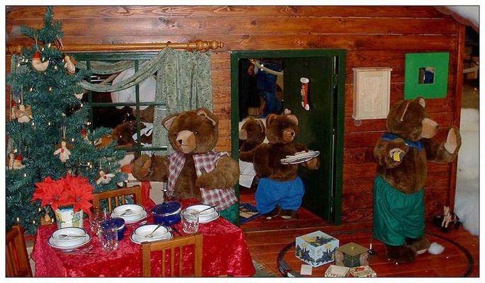 Bärenweihnacht