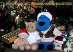 Bärige frohe Weihnachten