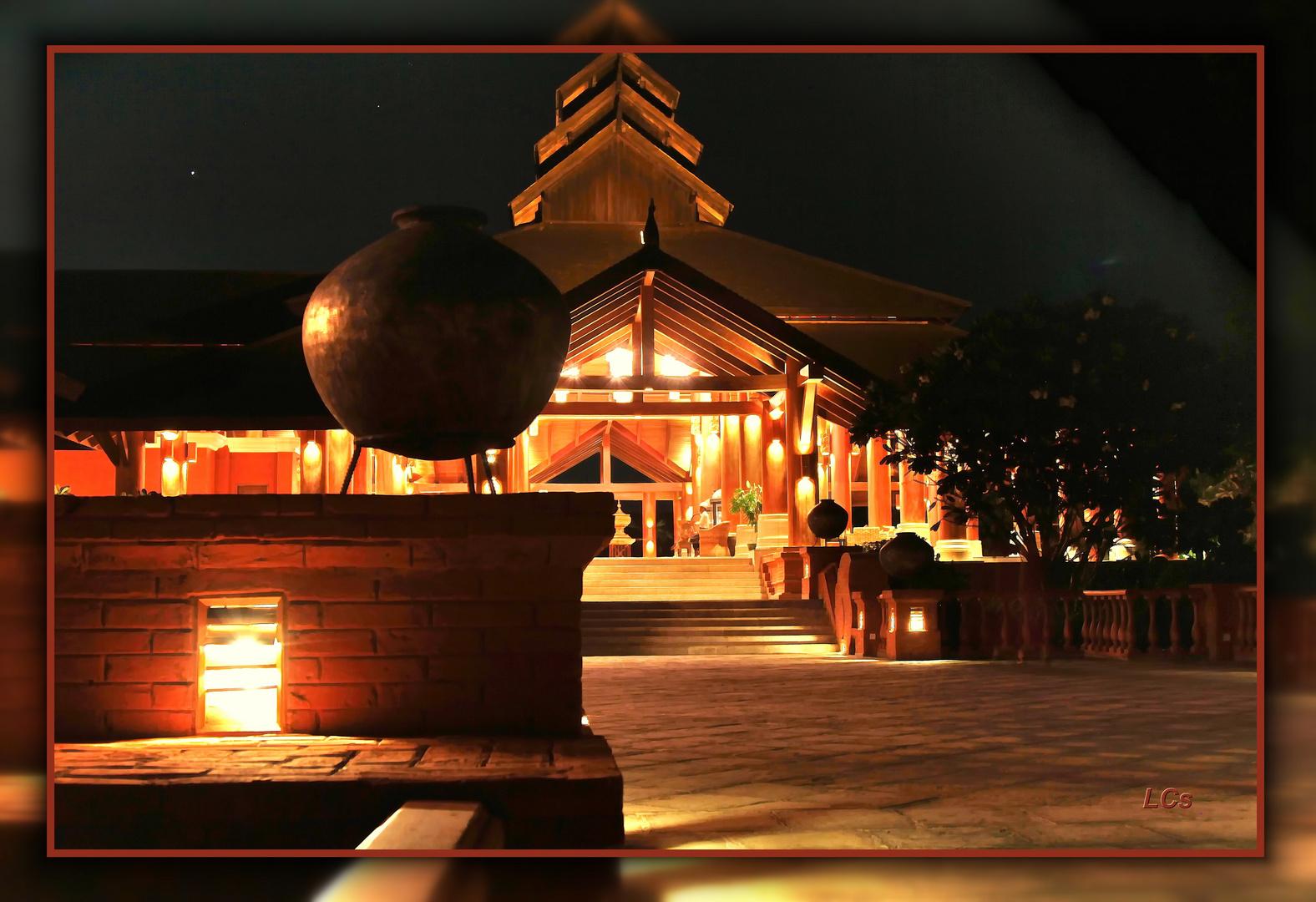 Bagan Nacht