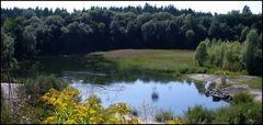Baggersee (-chen)...