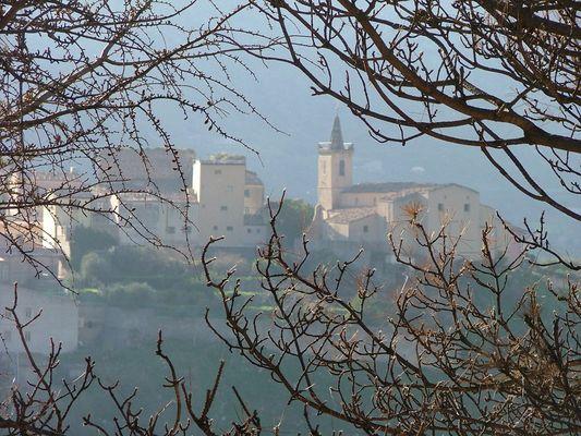 Bagherino : il borgo antico di Collesano in Sicilia
