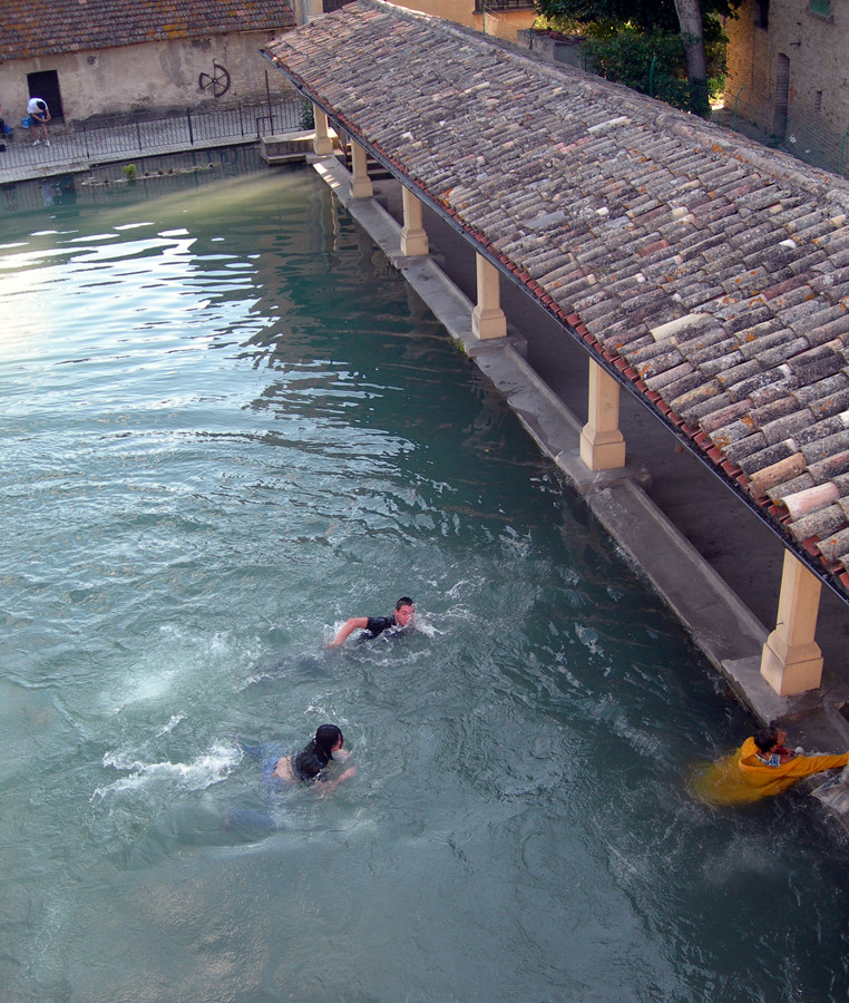 Bagno a Bevagna.