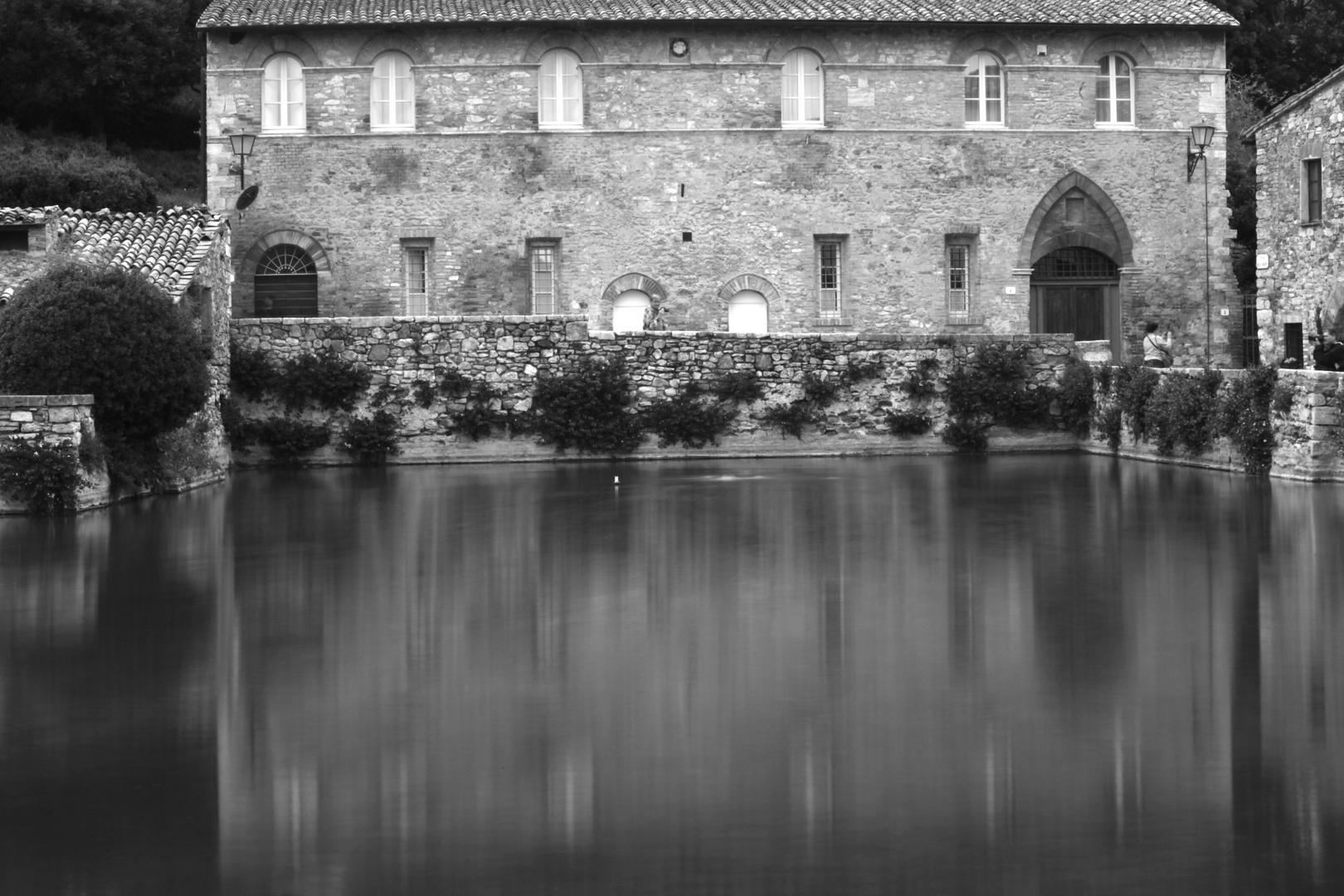Bagno Vignoni - San Quirico d'Orcia