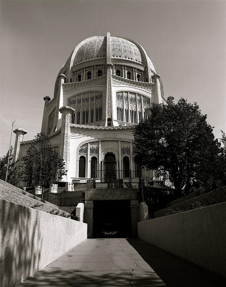 Baha'i Tempel (Wilmette, USA)