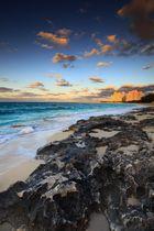 Bahamas Strand auf Paradise Island Feb 2011