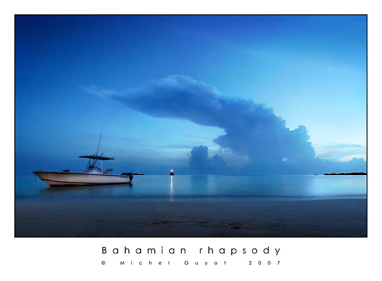 Bahamian rhapsody II