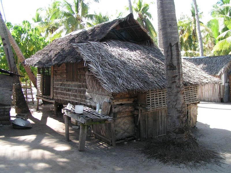 Bahay Kubo, Malapascua, Cebu, Philippines