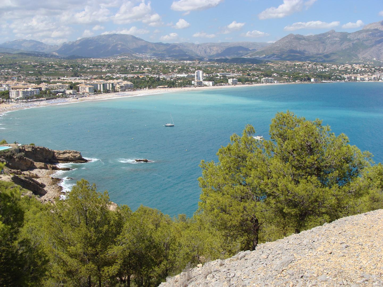 Bahia de Altea (Alicante)