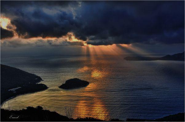 Bahia de Formentor....................Mallorca.