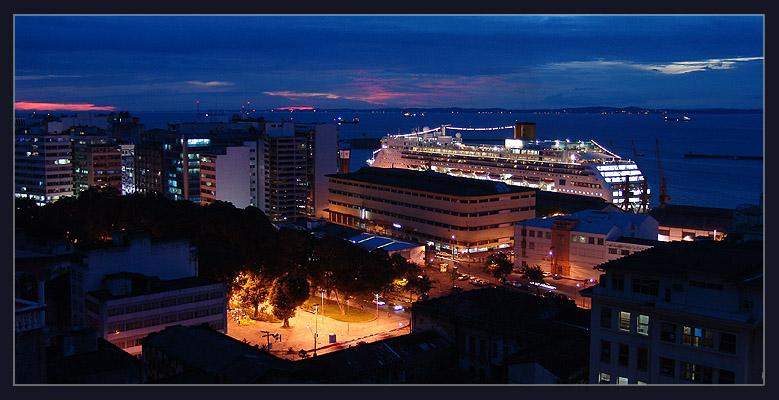 Bahia, die Bucht