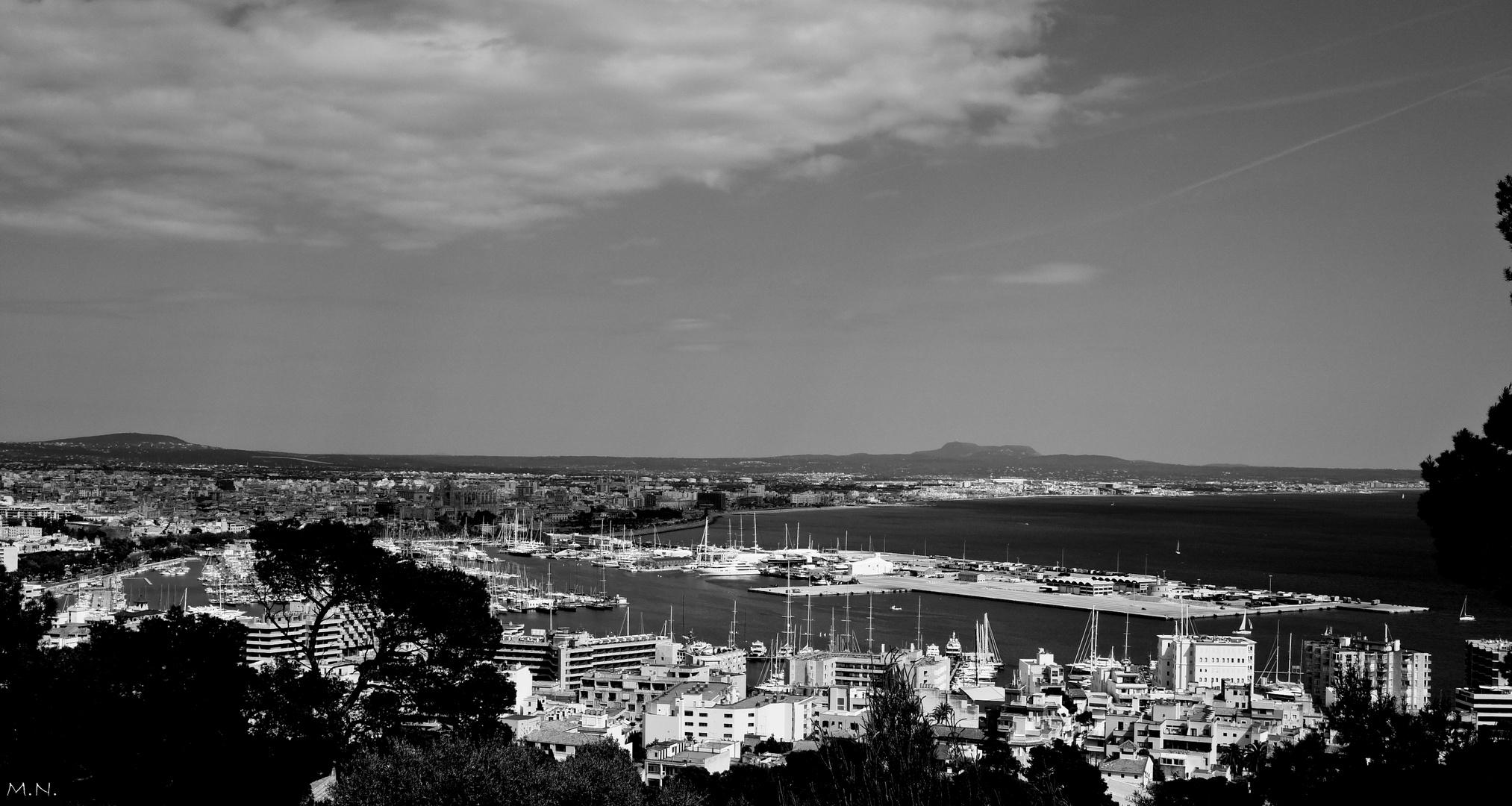 Bahía Palma de Mallorca