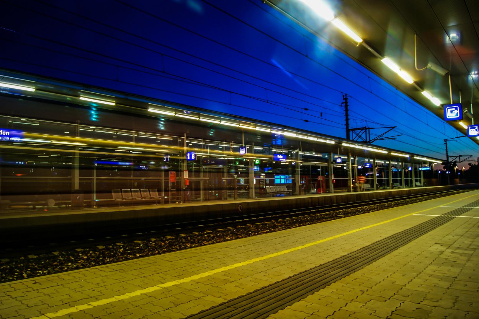 Bahn Baden