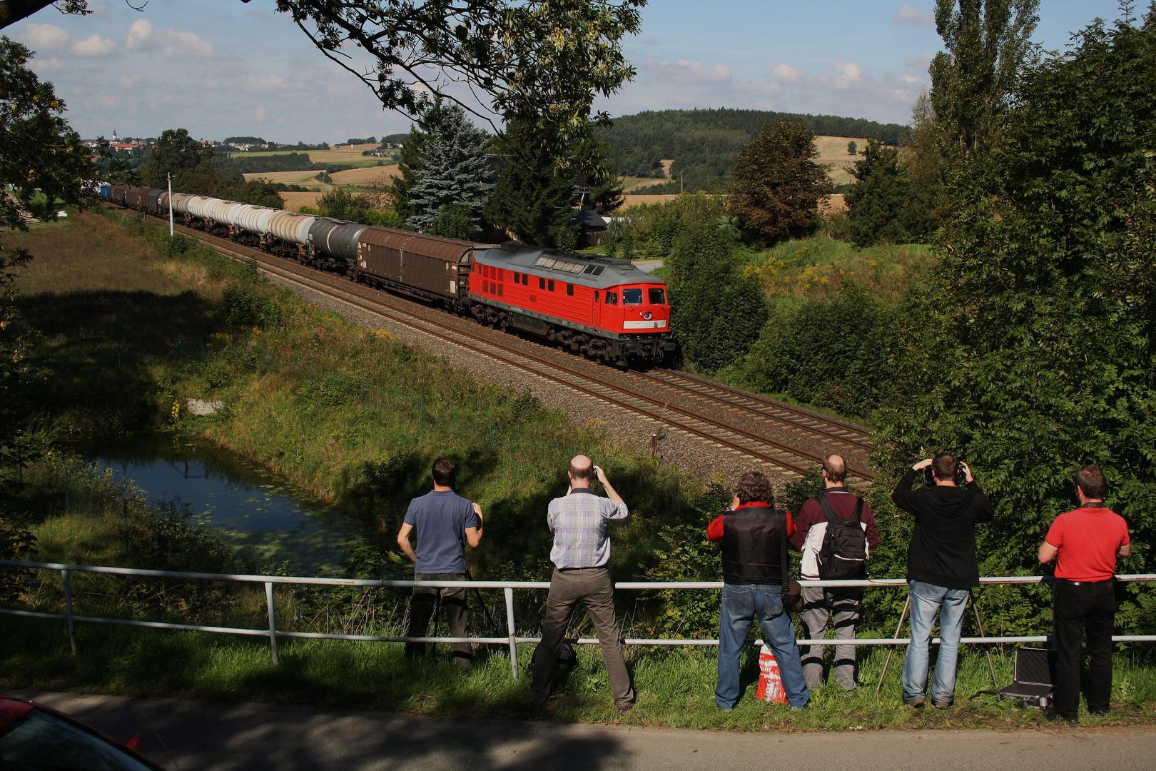 Bahn-Fans