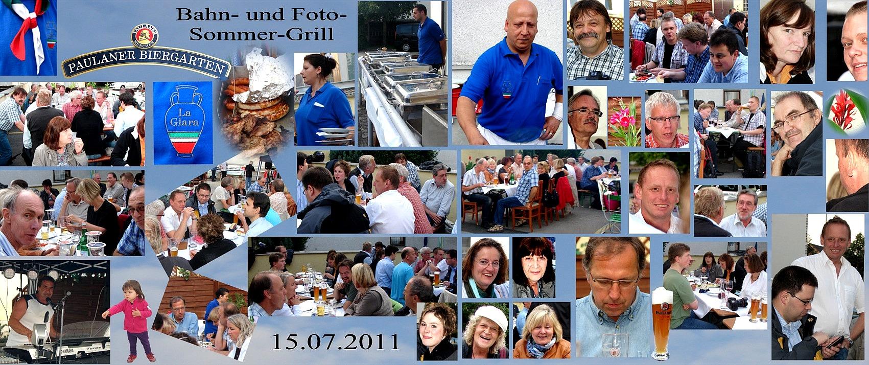 Bahn-Foto-Sommer-Grillabend-Treffen