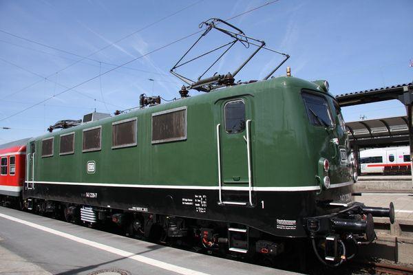 Bahn-Geschichte