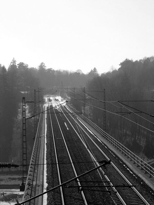 Bahn-Impressionen