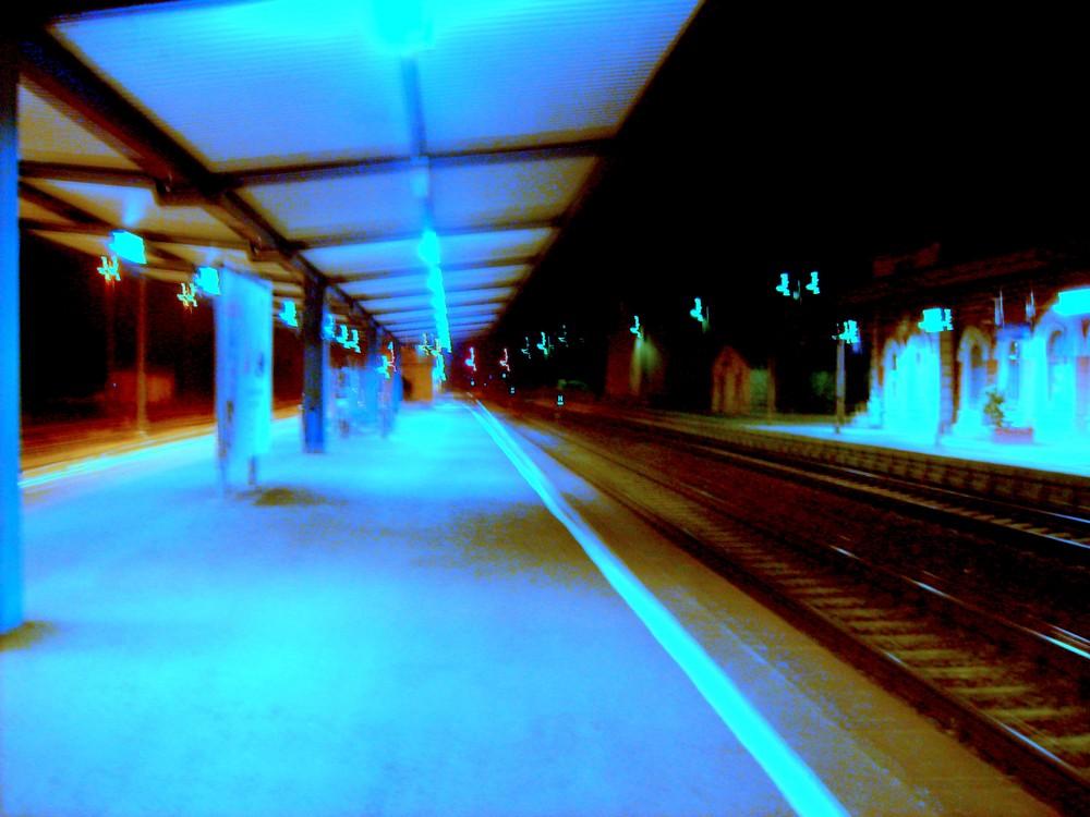 Bahn kommt (nicht) gleich!