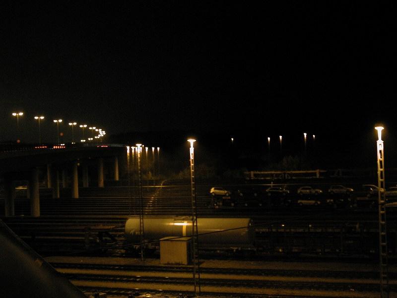 Bahn Nacht