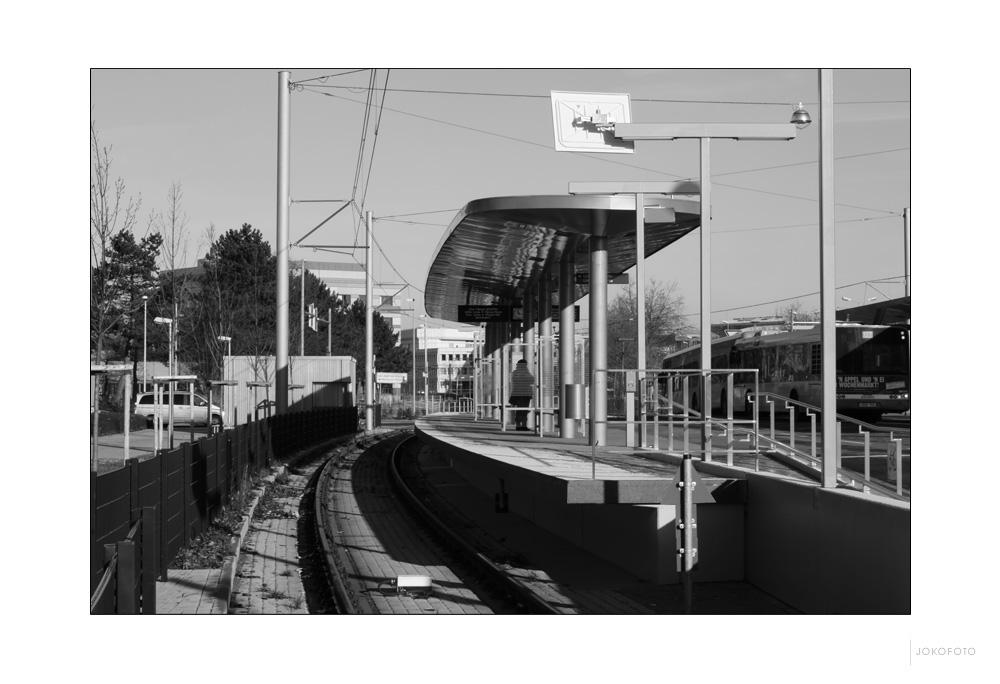 Bahn verpasst