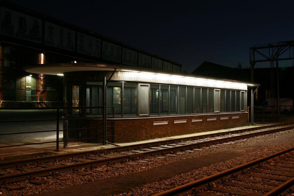 Bahnbetriebsgebäude - LaPaDu