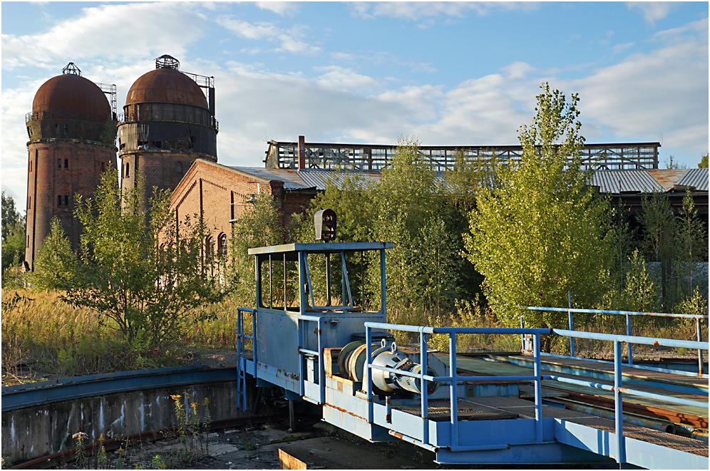 Bahnbetriebswerk 08