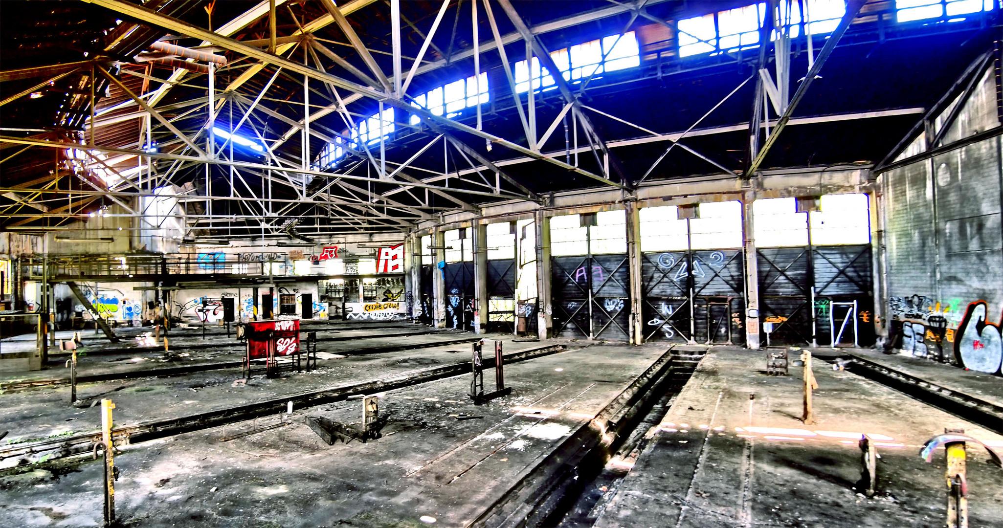 Bahnbetriebswerk