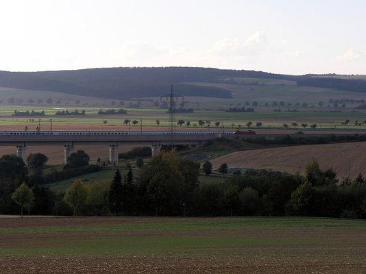 Bahnbrücke bei Sehlem (Nds.)