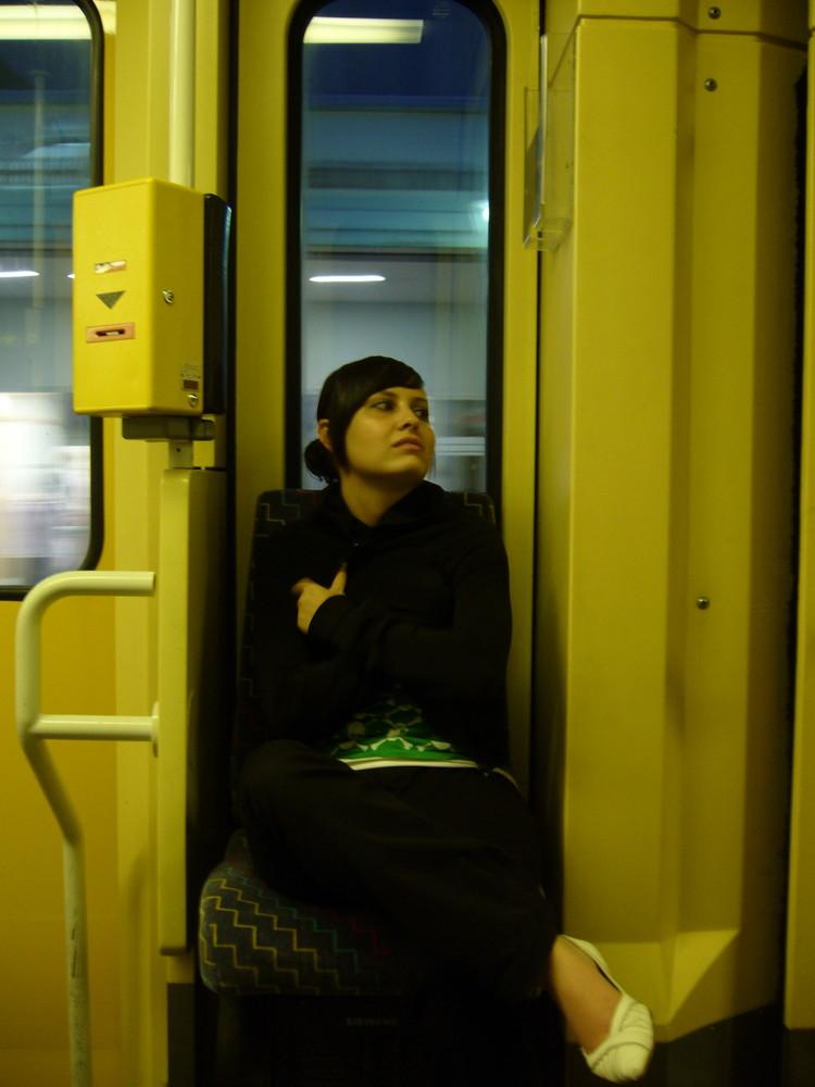 Bahnfahrn