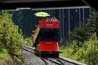 Bahnfahrt einmal anders