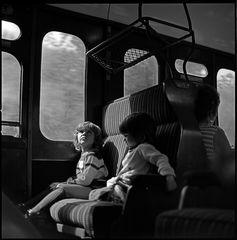 Bahnfahrt in London 1974 (3)
