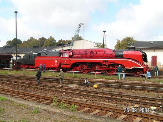 Bahnfest in Nossen