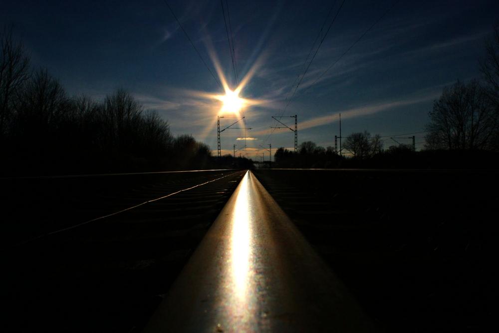 Bahn|Gleis