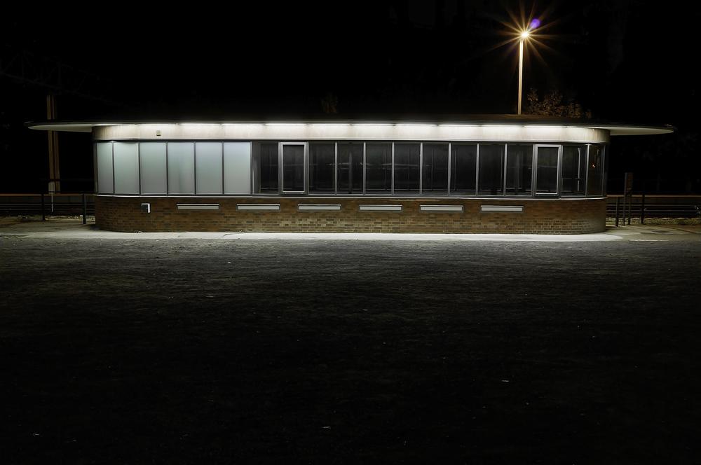Bahnhaus im LAPADU