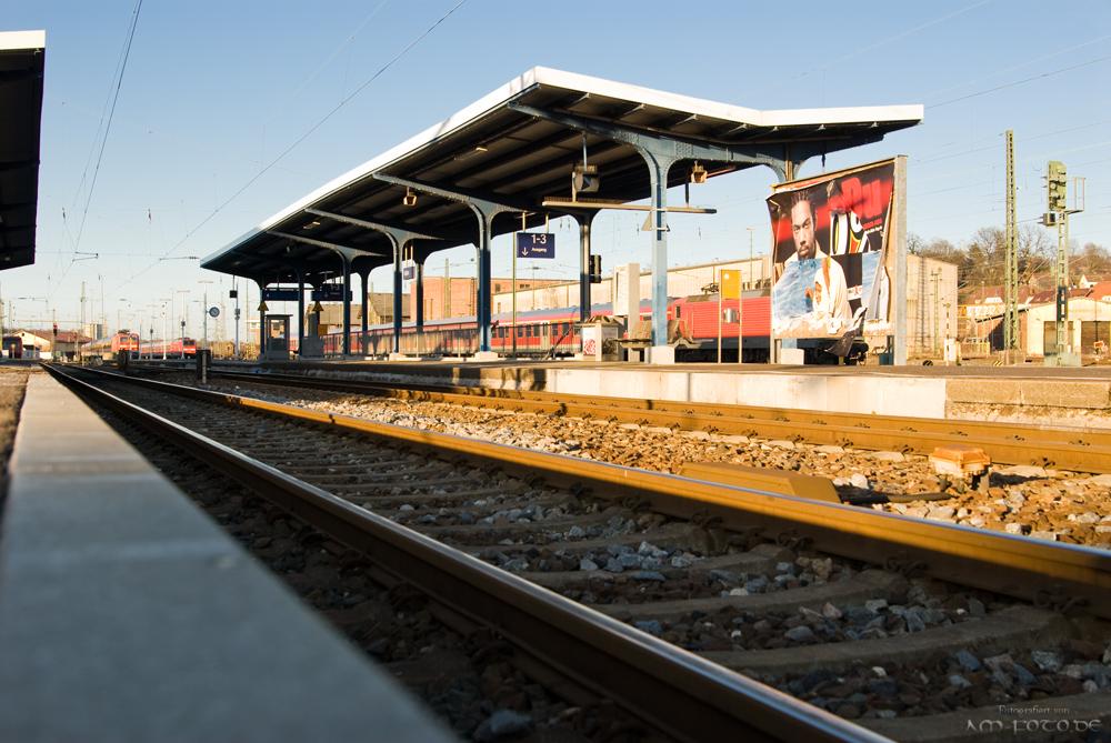 Bahnhof Aalen