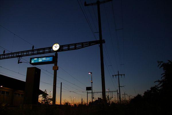 Bahnhof Aesch BL