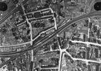 Bahnhof Altendorf 1926 (Luftbild)