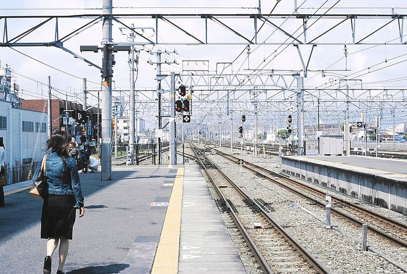Bahnhof Amagasaki