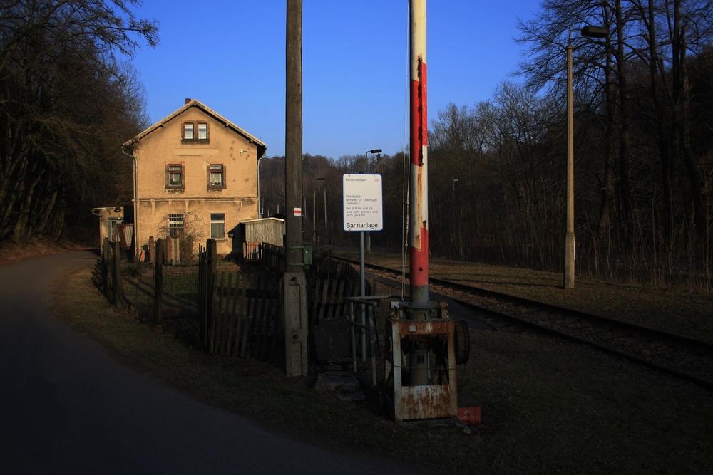 Bahnhof Berbersdorf