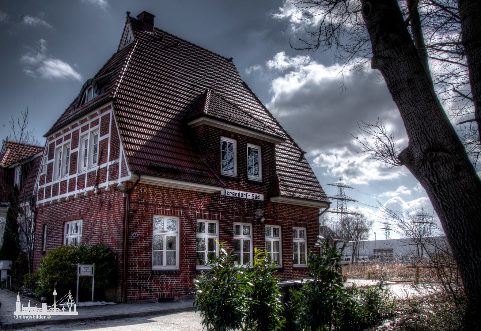 Bahnhof Bergedorf Süd 1
