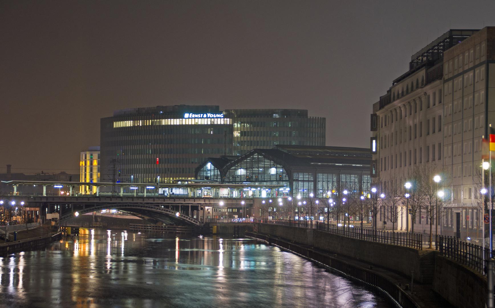 Bahnhof Berlin Friedrichstrasse