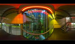 Bahnhof Bern - Parkhauslift