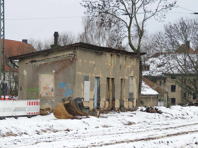 Bahnhof Böhlen #2