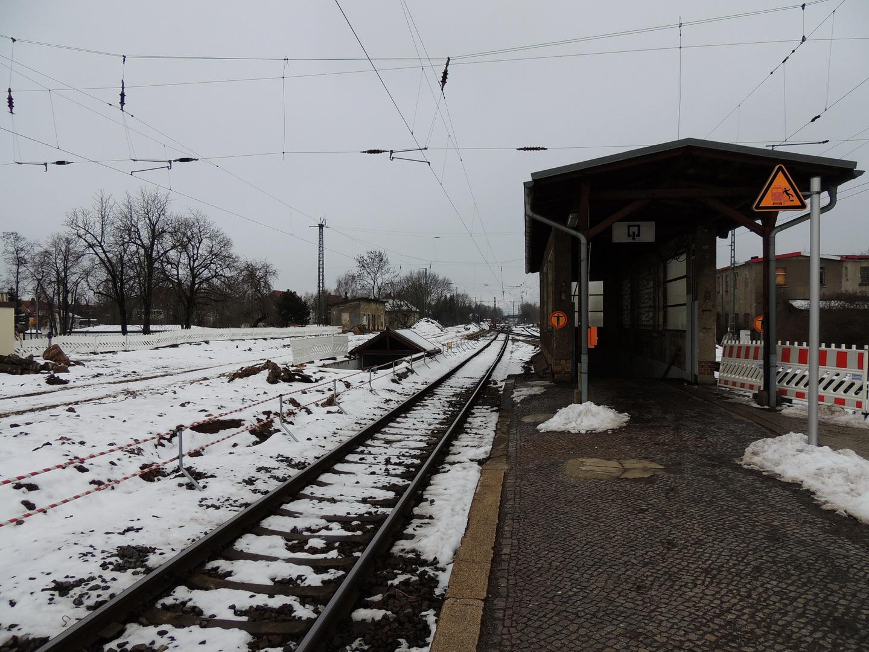 Bahnhof Böhlen #3