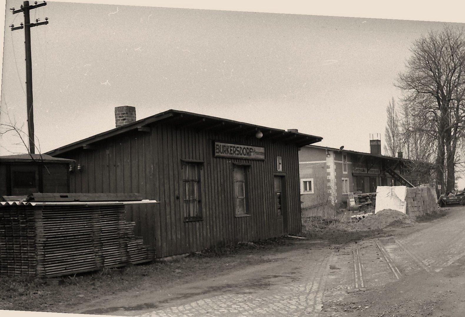 Bahnhof Burkersdorf