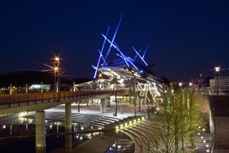 Bahnhof Centro Oberhausen