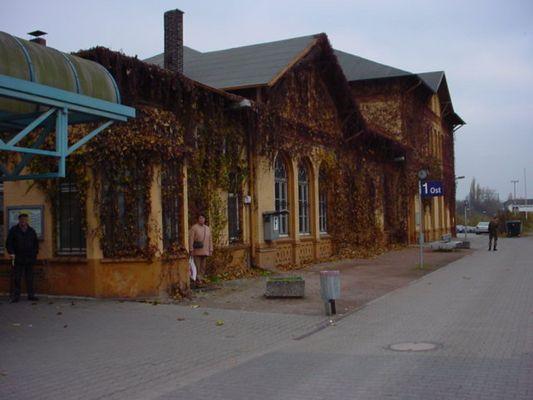 Bahnhof Dorsten