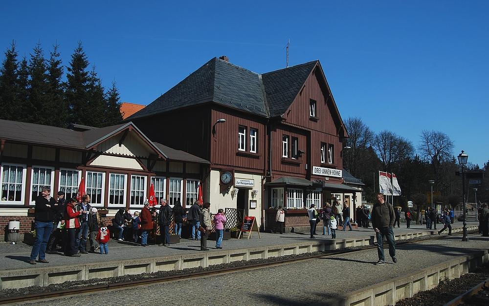 Bahnhof Drei-Annen-Hohne