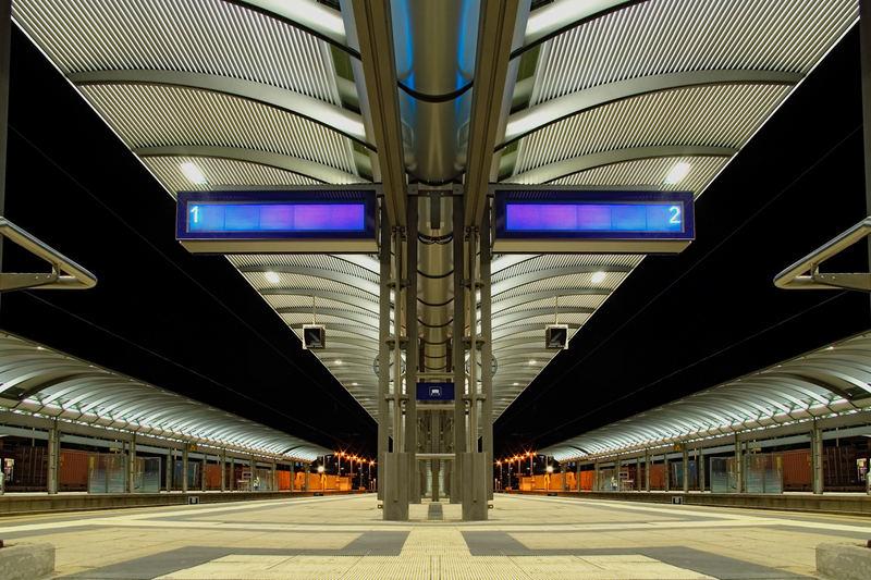 Bahnhof DRI