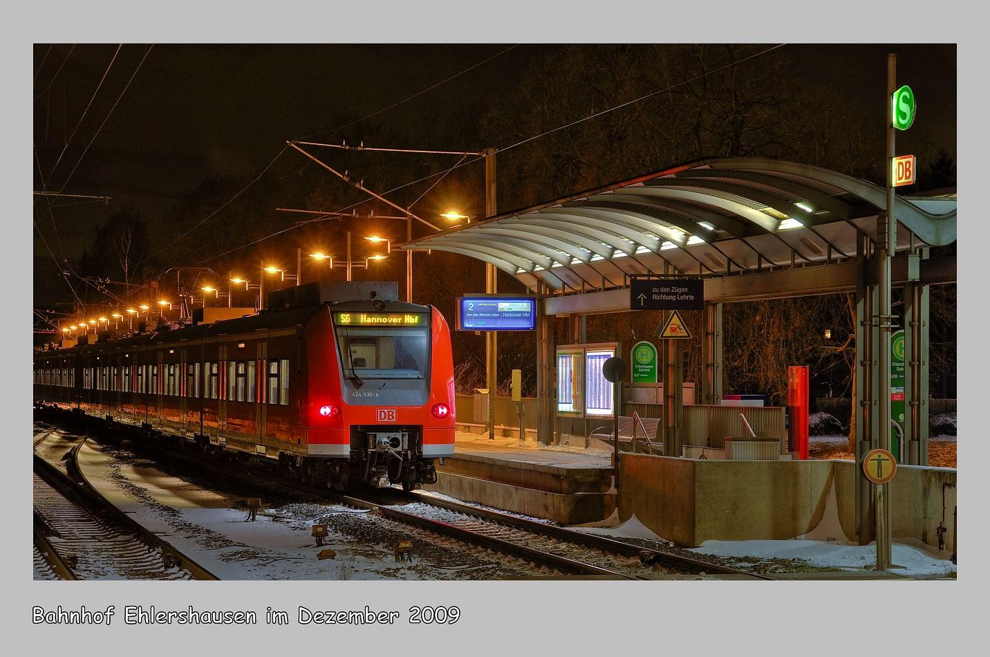 Bahnhof Ehlershausen - S-Bahn