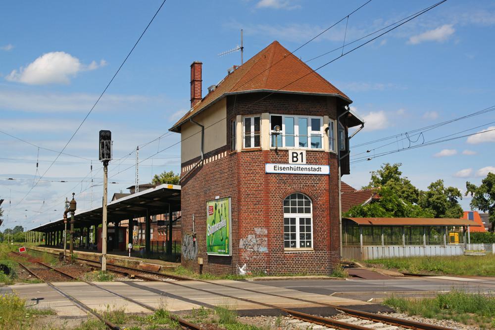 Bahnhof Eisenhüttenstadt
